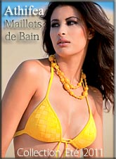 Collection Maillots de Bains 2011  -  Athifea Distribution